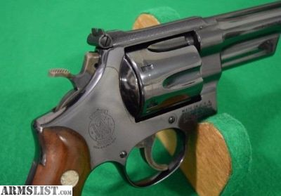 """For Sale: 1968 S&W Model 27-2 357 6"""" Match # Collector Grade"""