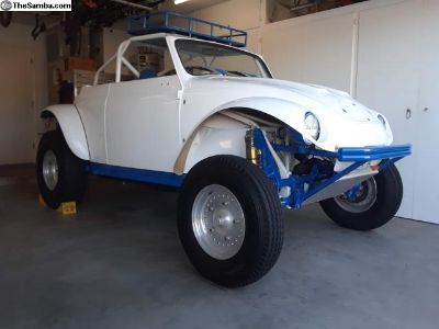 68 VW Pre-runner Baja Bug