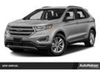 Used 2018 Ford Edge SILVER, 23.9K miles