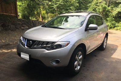 2009 Nissan Murano S AWD Clean 117k miles!