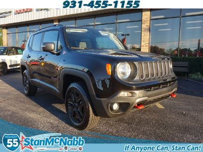 2018 Jeep Renegade Trailhawk (Black)