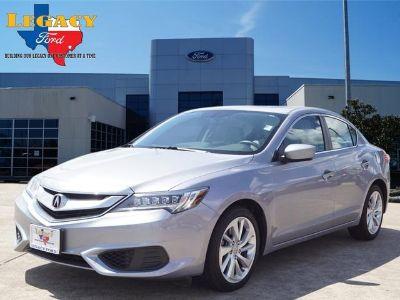 2016 Acura ILX 2.4L (gray)