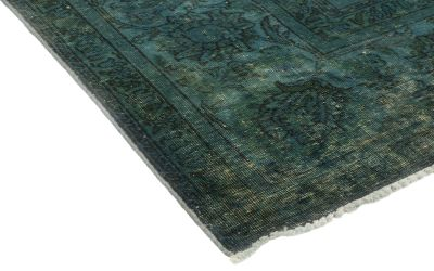 """Vintage, Hand Knotted Area Rug - 9' 9"""" x 13' 0"""""""