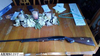 For Sale: Winchester model 12 16 gauge