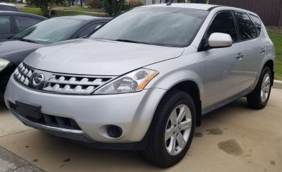 2006 Nissan Murano S (Silver Or Aluminum)
