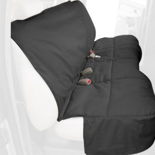 Sell Canine Covers DCC4701CH - Polycotton Rear Row Charcoal Black Seat Protector motorcycle in Pauls Valley, Oklahoma, United States, for US $250.00