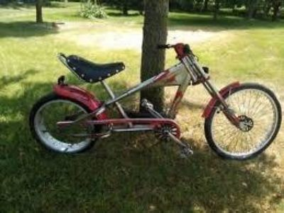 Looking for chopper bicycles