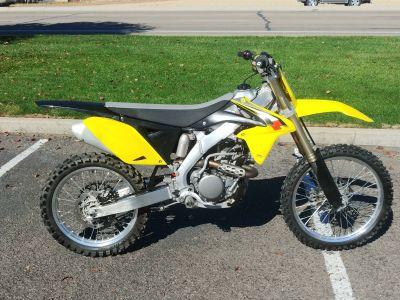 2016 Suzuki RM-Z250 Motocross Motorcycles Meridian, ID