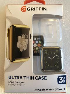 Griffin Ultra Thin Case for Apple Watch 42mm