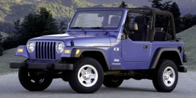 2005 Jeep Wrangler X (Black)