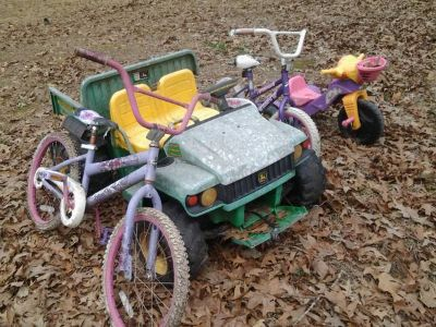 CURB ALERT Childrens Bikes (Livingston)