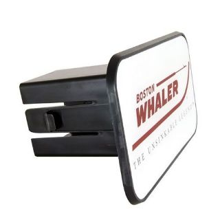 """Buy Boston Whaler Boats 5"""" x 3"""" Trailer Hitch Receiver Cover Fits 2"""" Receivers motorcycle in Millsboro, Delaware, United States, for US $12.99"""