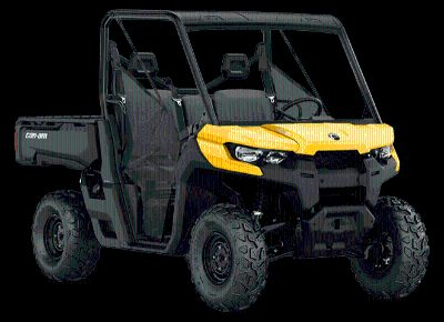2018 Can-Am Defender DPS HD8 Side x Side Utility Vehicles Tyrone, PA
