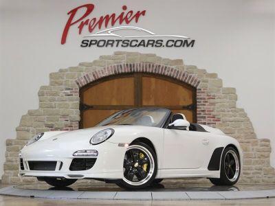 2011 Porsche 911 Carrera S (Carrara White)