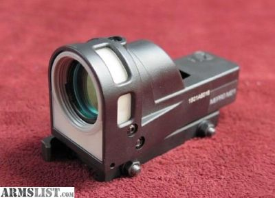 For Sale: Meprolight M21 B Mepro 21 1x 30mm Obj Unltd Eye Re
