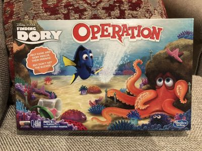 Finding Dory Operation game.