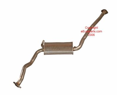 Purchase NEW Starla Center Muffler 13259 SAAB OE 8822215 motorcycle in Windsor, Connecticut, US, for US $109.25