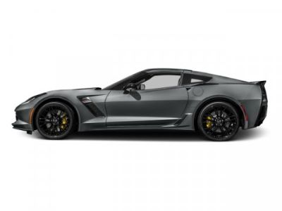 2016 Chevrolet Corvette Z06 3LZ (Shark Gray Metallic)