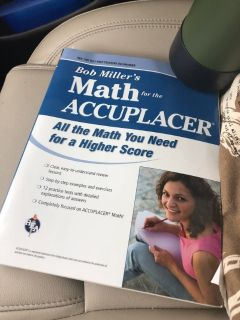 Bob Miller s Math For The Accuplacer Test