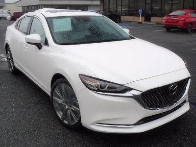 2018 Mazda Mazda6 Signature Auto (white)