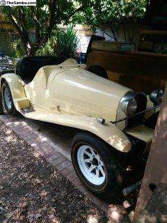 Volkswagen Bugatti Kit Car (Early 80s)