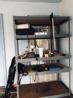 Heavy Duty Utility Shelves