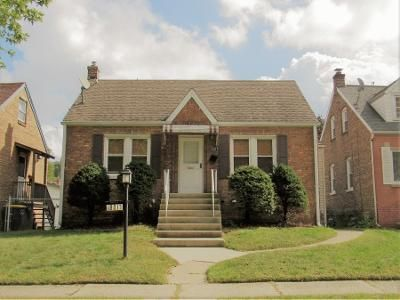 3 Bed 1 Bath Preforeclosure Property in Lansing, IL 60438 - Oakwood Ave