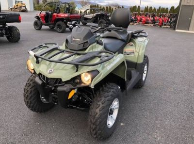 2018 Can-Am Outlander MAX DPS 450 ATV Utility Grantville, PA