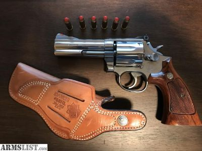 For Sale: Smith & Wesson 686