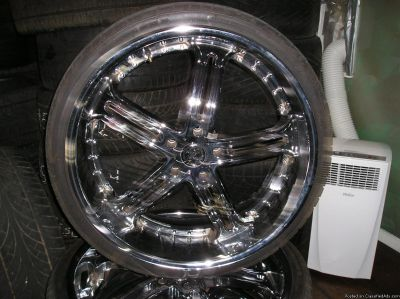 4 26 inch versante WHEELS AND TIRES atlanta (with shipping available