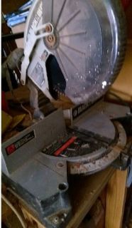 Black & Decker Miter Saw