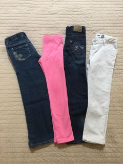5t pants lot (Cherokee, Cat and Jack, Genuine Kids, and Old Navy