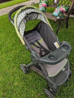 Stroller, carrier, base