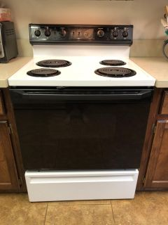 GE Electric Stove/Oven