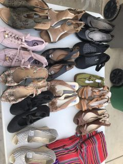 Shoes size 8 1/2 to 9 1/2