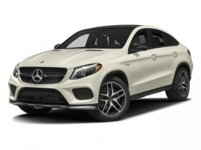 2018 Mercedes-Benz GLE AMG GLE 43 (Black)