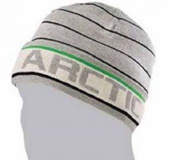 Find New Arctic Cat Grey Beanie Hat - Part 5253-163 motorcycle in Spicer, Minnesota, United States, for US $19.95