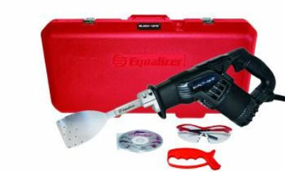 Find Equalizer Black Ops 120-Volt auto glass removal tool w/ new 2013 Piranha blade motorcycle in East New Market, Maryland, US, for US $459.00