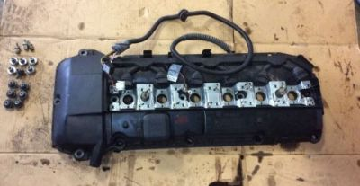 Find BMW-OEM-E46-E39-X5-323-325-328-330-530-Engine-Valve-Cover-Plastic-11121432928 motorcycle in Plymouth, Indiana, United States, for US $255.95