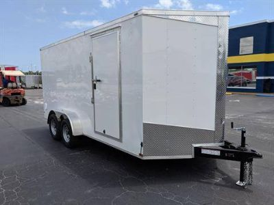 2019 Lark VT7X14TA Extra Tall Cargo Trailers Fort Pierce, FL