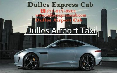 Dulles Airport Taxi