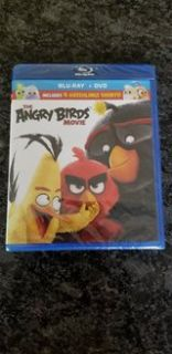 Angry Birds Blu-Ray/DVD Combo (New in Package)