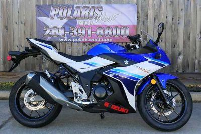 2019 Suzuki GSX250R ABS Sport Katy, TX