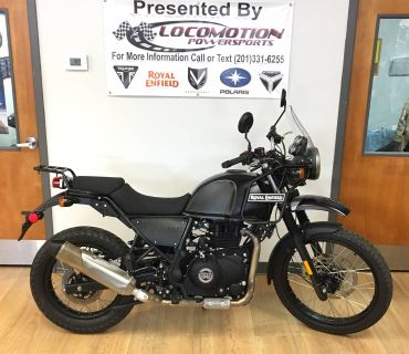2019 Royal Enfield Himalayan 411 EFI ABS Dual Purpose Mahwah, NJ