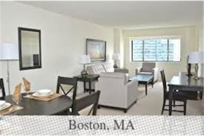Bright Boston, 2 bedroom, 2 bath for rent