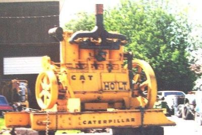 Find Holt 75 Crawler Tractor Engine Hit & Miss Steam 10 15 18 20 25 30 40 45 60 65 motorcycle in Bozeman, Montana, United States, for US $39,995.00