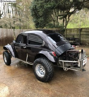 Street Legal Baja Bug