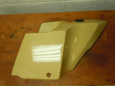 Sell FLT Oil Tank Cover 80's NICE motorcycle in Reston, Virginia, US, for US $69.95