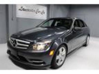 Used 2011 MERCEDES-BENZ C For Sale