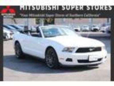 Used 2012 Ford Mustang Convertible